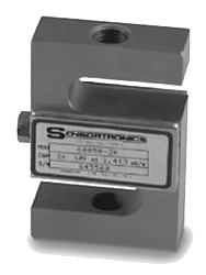 SENSORTRONICS 60050 S-BEAM, STAINLESS STEEL, IP67 (250 to 20,000lb)