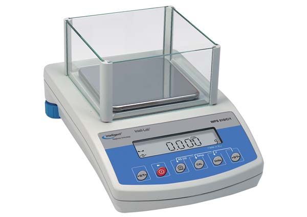 WPS TOLOADING SCALES INTEL LAB