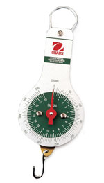 OHAUS DIAL TYPE SPRING SCALE (250 to 2000 g)
