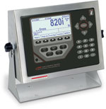 RICE LAKE 820i PROGRAMMABLE HMI INDICATOR/CONTROLLER SINGLE-DUAL CHANNEL