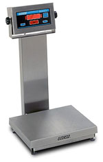 DORAN APS8000XLSP RECHARGEABLE BATTERY BENCH SCALE (50 to 1000 lb)