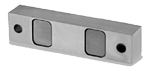 SENSORTRONICS 65061A DOUBLE-ENDED BEAM, ALLOY/STAINLESS STEEL (40,000lb, 50,000lb)