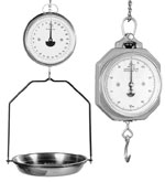 FAIRBANKS HGM SERIES HANGING SCALE (25 to 400lb)