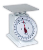DETECTO T SERIES LARGE TOPLOADING DIAL SCALES