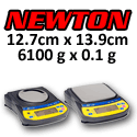 and newton ej series balanza compacta (120 a 6100g)