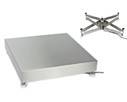 GSE STAINLESS STEEL BASES 2020 X-FRAME